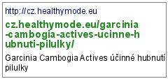 http://cz.healthymode.eu/garcinia-cambogia-actives-ucinne-hubnuti-pilulky/