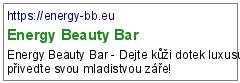 Energy Beauty Bar